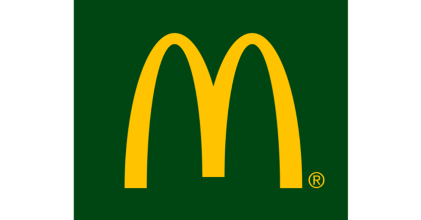 logo Mcdondald evento Photobooth
