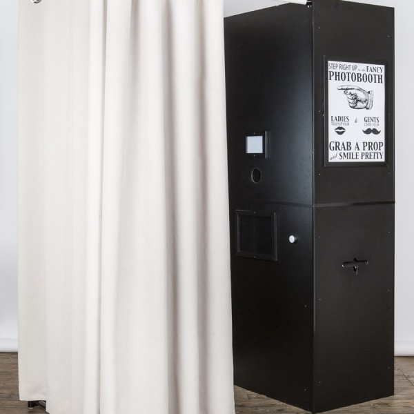 Photo Booth Rental - Italy